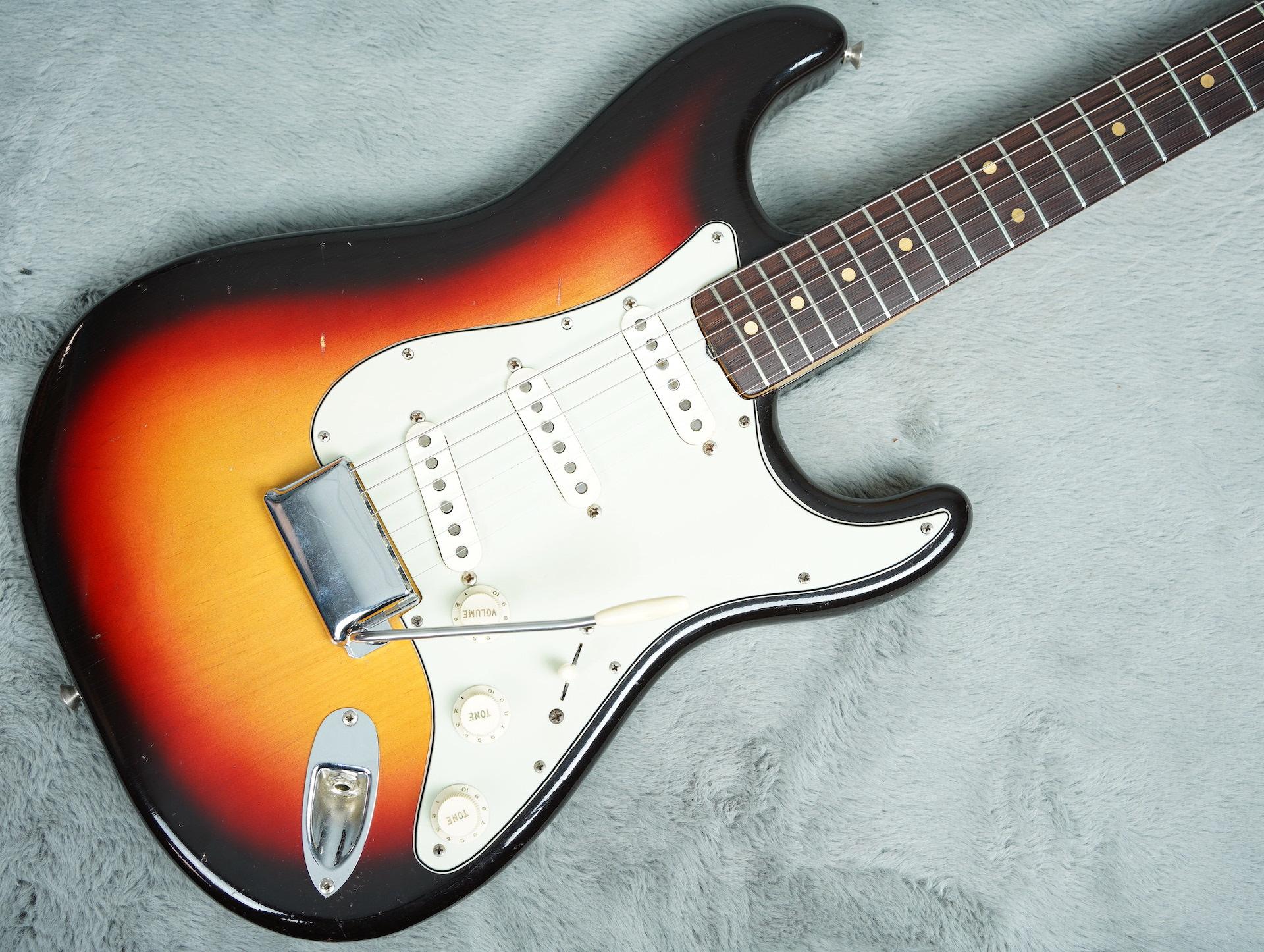 1963 Fender Stratocaster + OHSC Near MINT