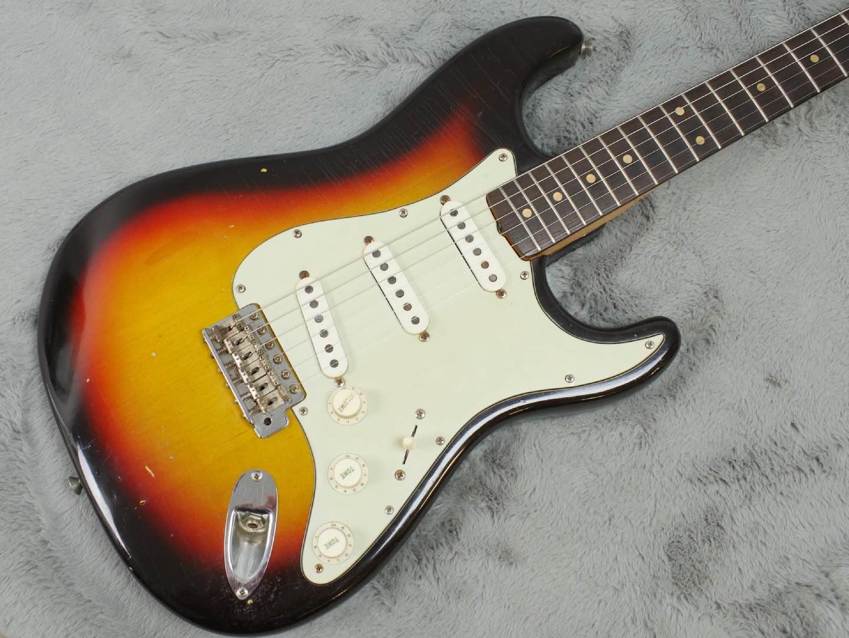 1963 Fender Stratocaster + OHSC