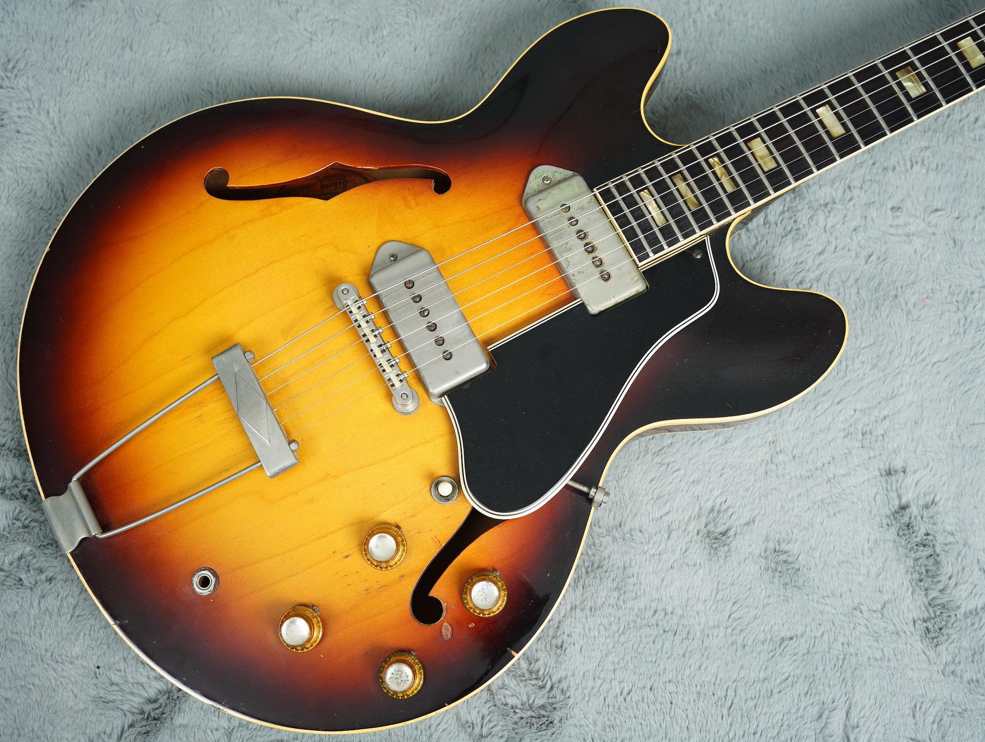 1964 Gibson ES-330 TD + OHSC