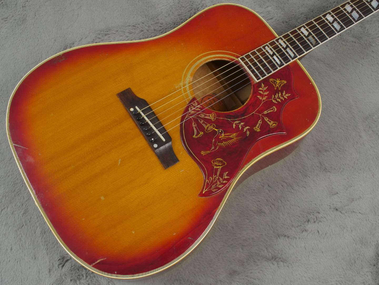 1963 Gibson Hummingdove + OHSC