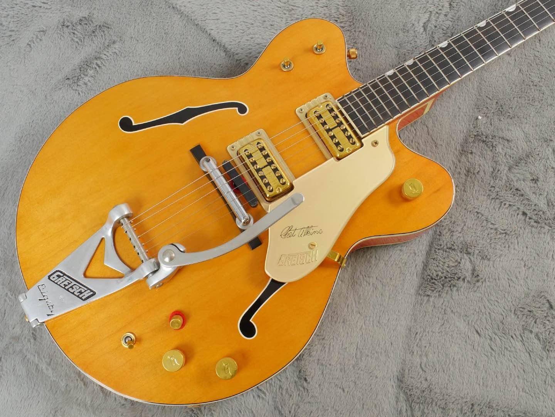 1963 Gretsch Chet Atkins 6120 + OHSC Nr MINT