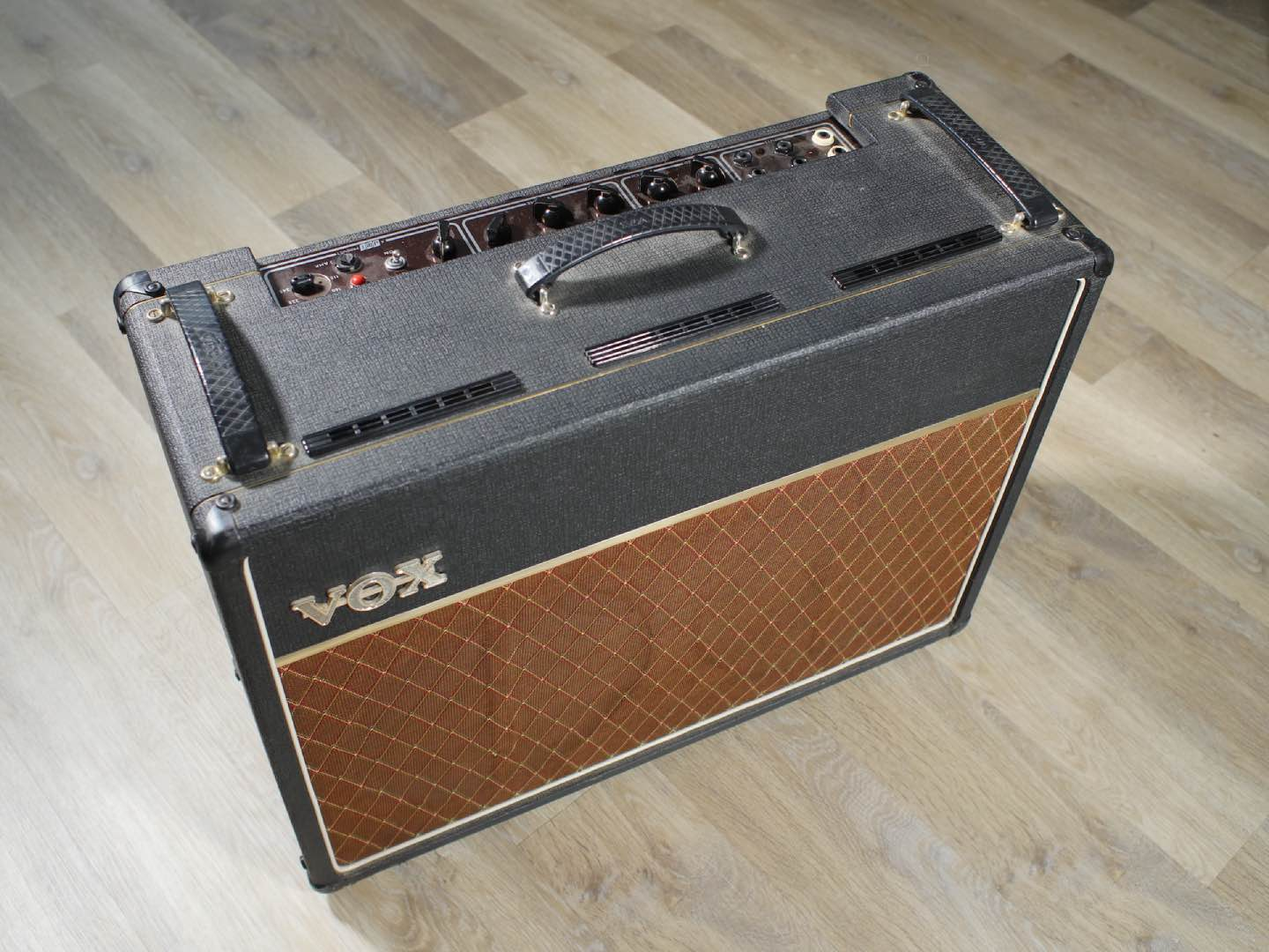 1963 Vox AC-30 T + Original Cover Near MINT