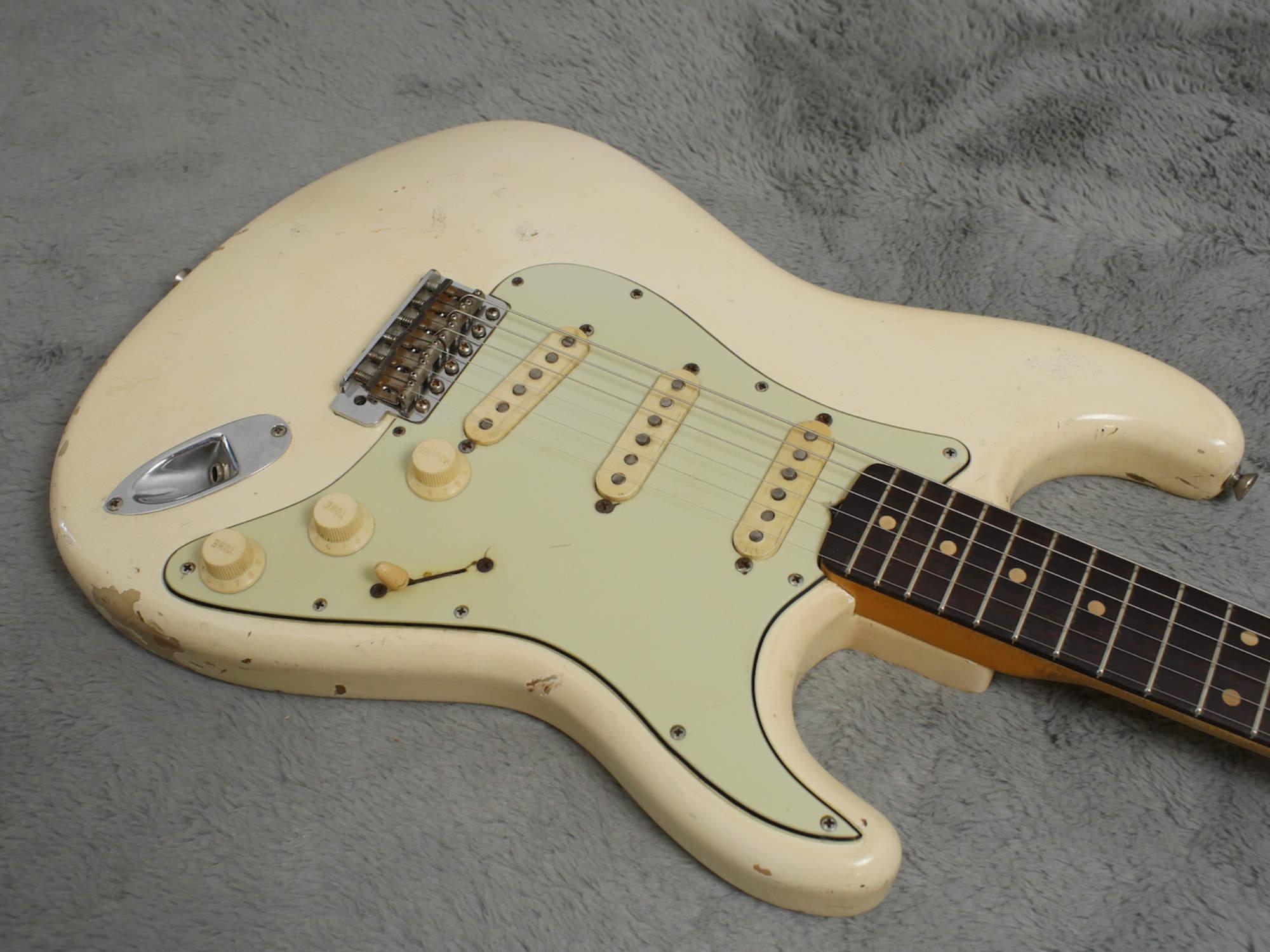 1963 Fender Stratocaster | Garys Classic Guitars & Vintage Guitars LLC