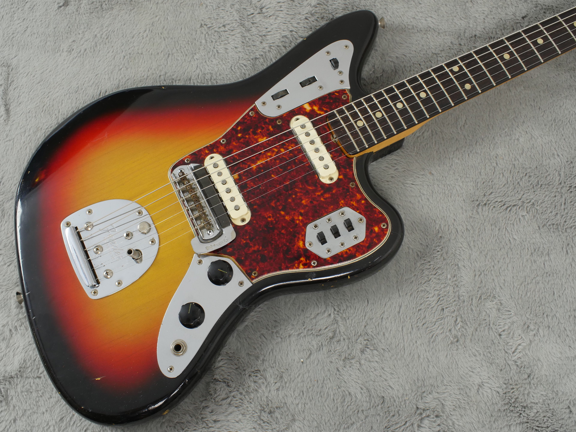 1964 Fender Jaguar + OHSC