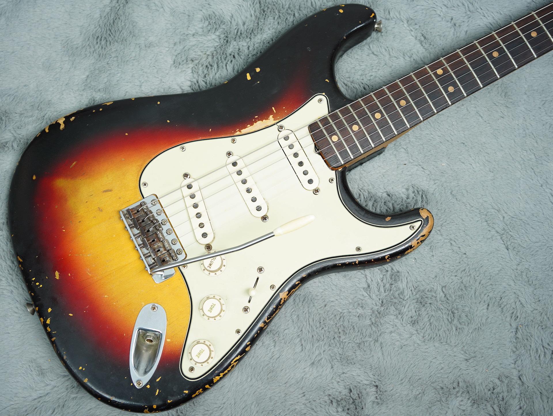 1964 Fender Stratocaster + OHSC