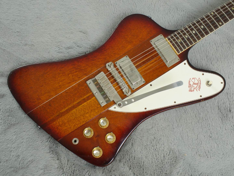 1964 Gibson Firebird III + OHSC