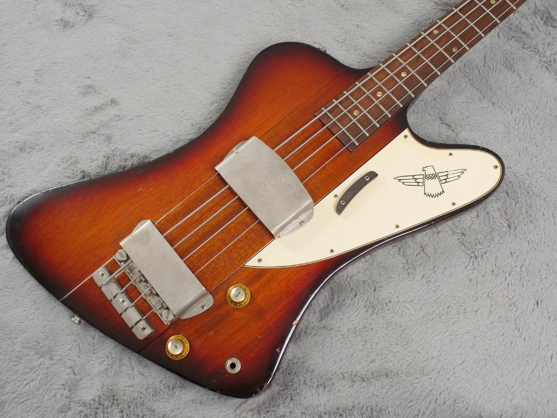 1964 Gibson Thunderbird II Bass + HSC