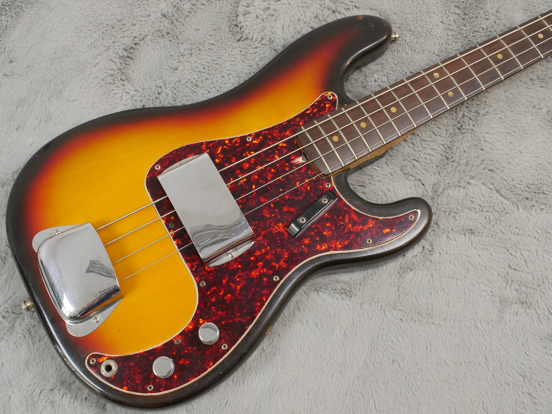 1965 Fender Precision Bass + HSC