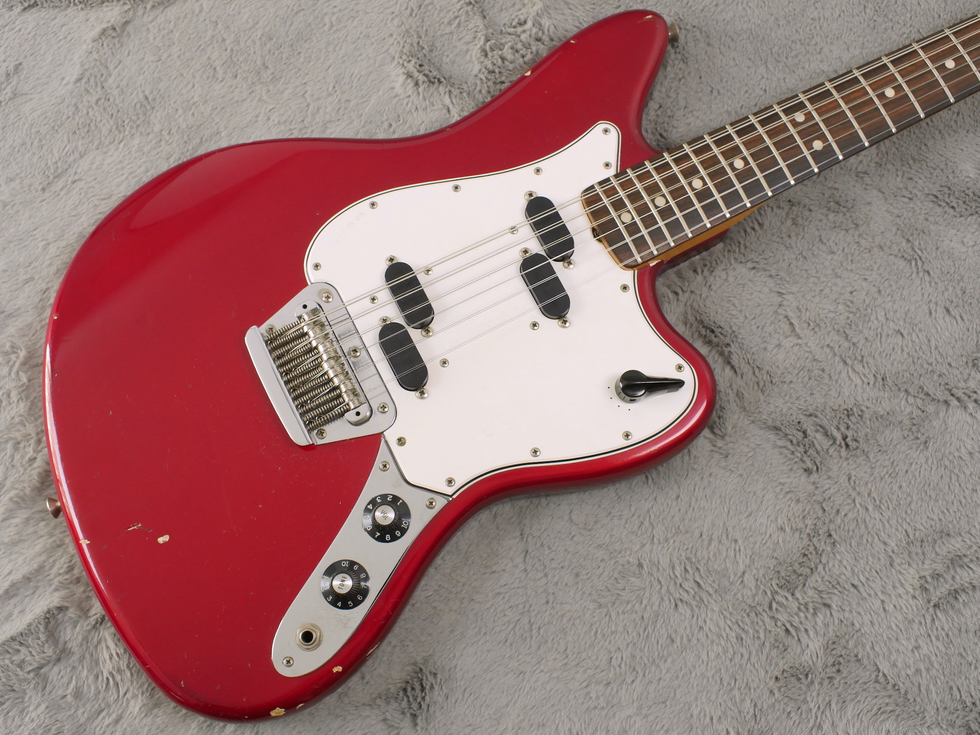 1965 Fender Electric XII Custom Colour Candy Apple Red + OHSC
