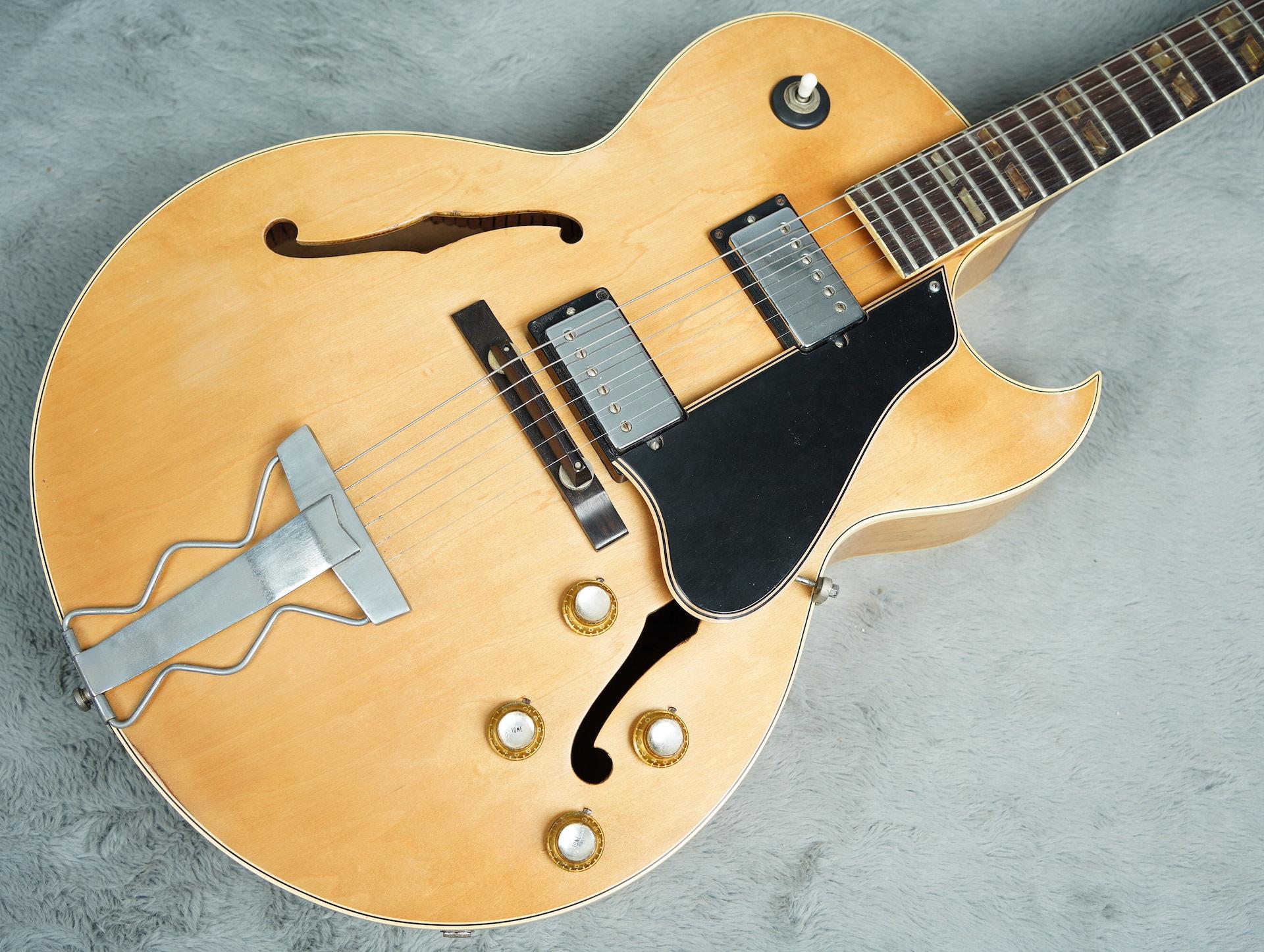 1965 Gibson ES-175 DN + HSC