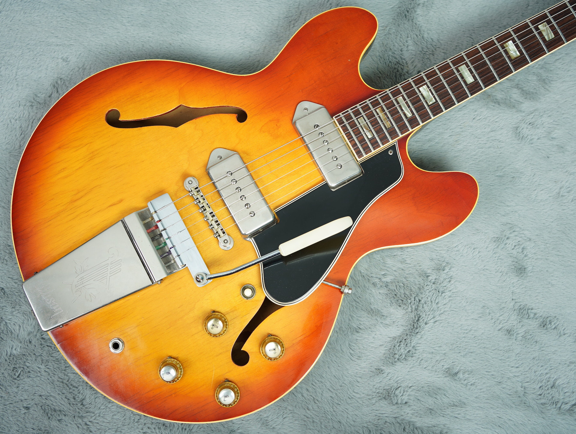 1965 Gibson ES-330 TD Factory Fitted Vibrola + HSC