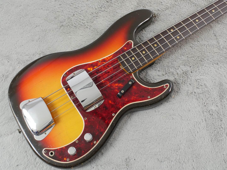 1966 Fender Precision Bass + OHSC
