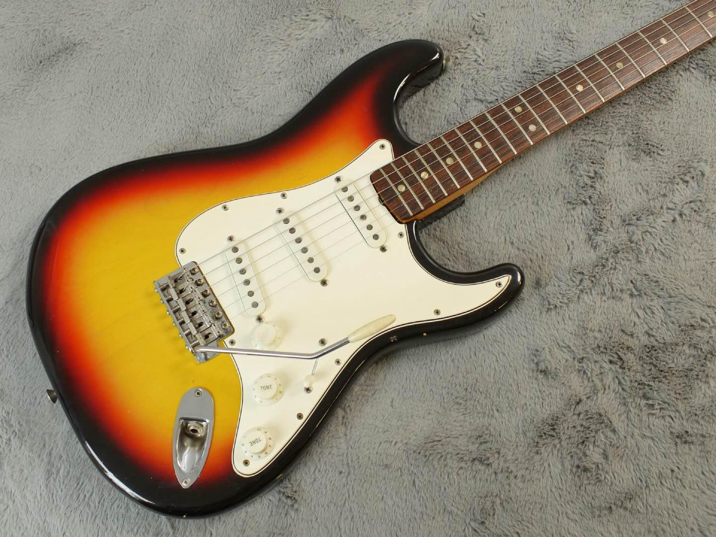 1966 Fender Stratocaster + OHSC