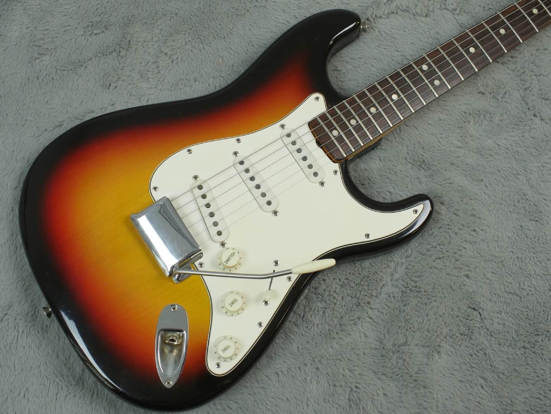 1966 Fender Stratocaster + OHSC + Candy - MINT!