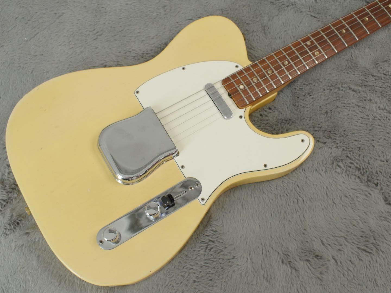 1966 Fender Telecaster Blonde 'The Knack' + OHSC