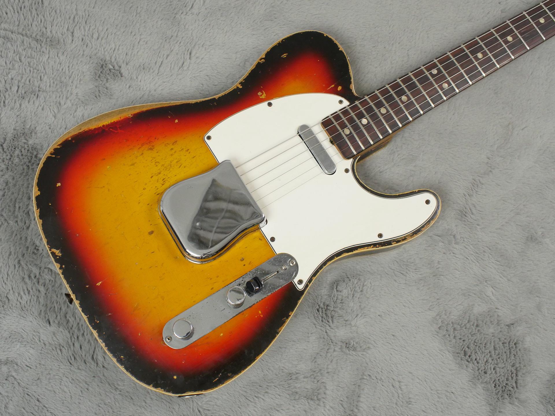 1966 Fender Custom Telecaster + OHSC