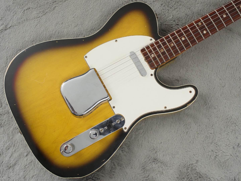 1967 Fender Custom Telecaster + OHSC