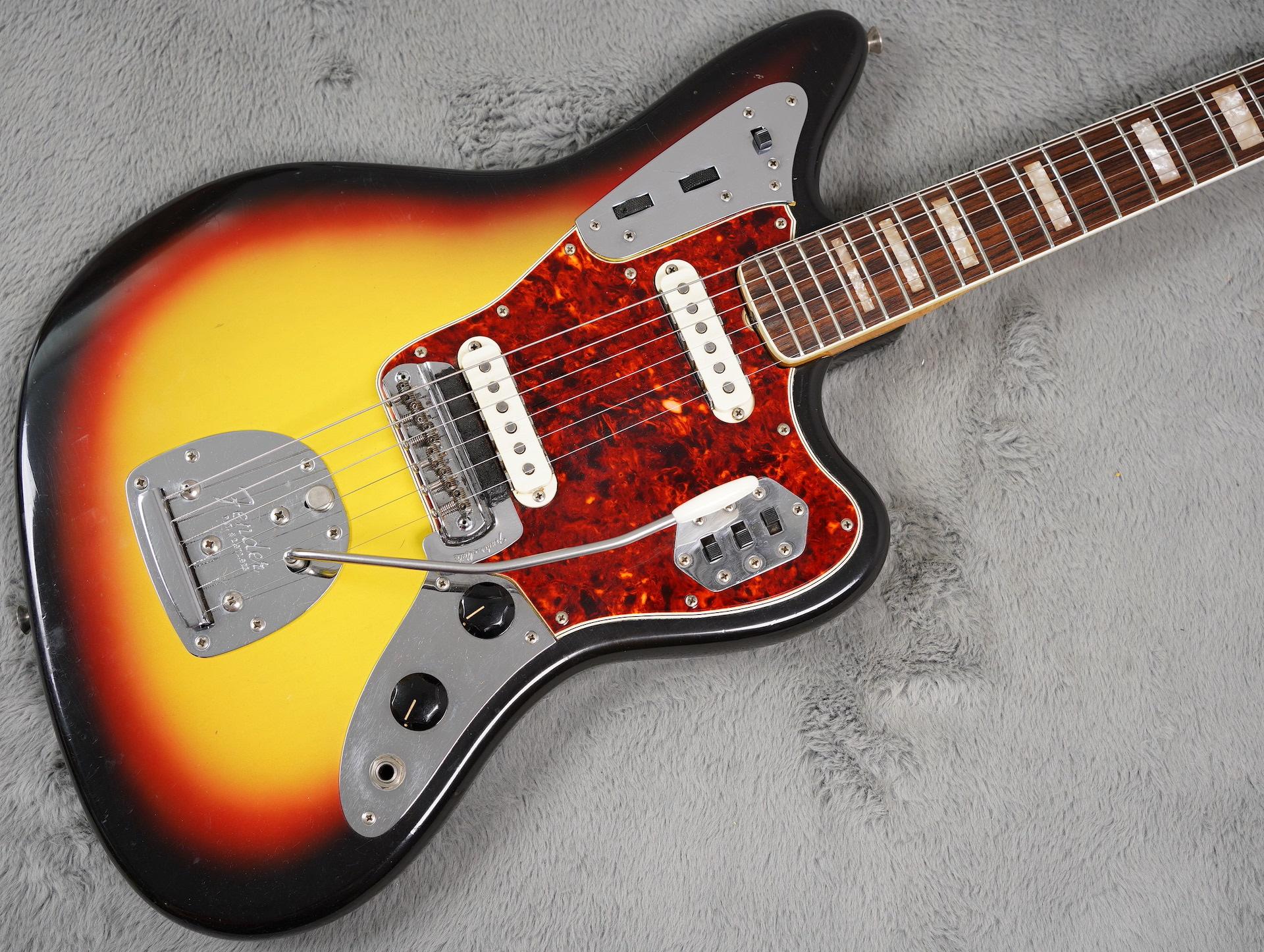 1967 Fender Jaguar + OHSC