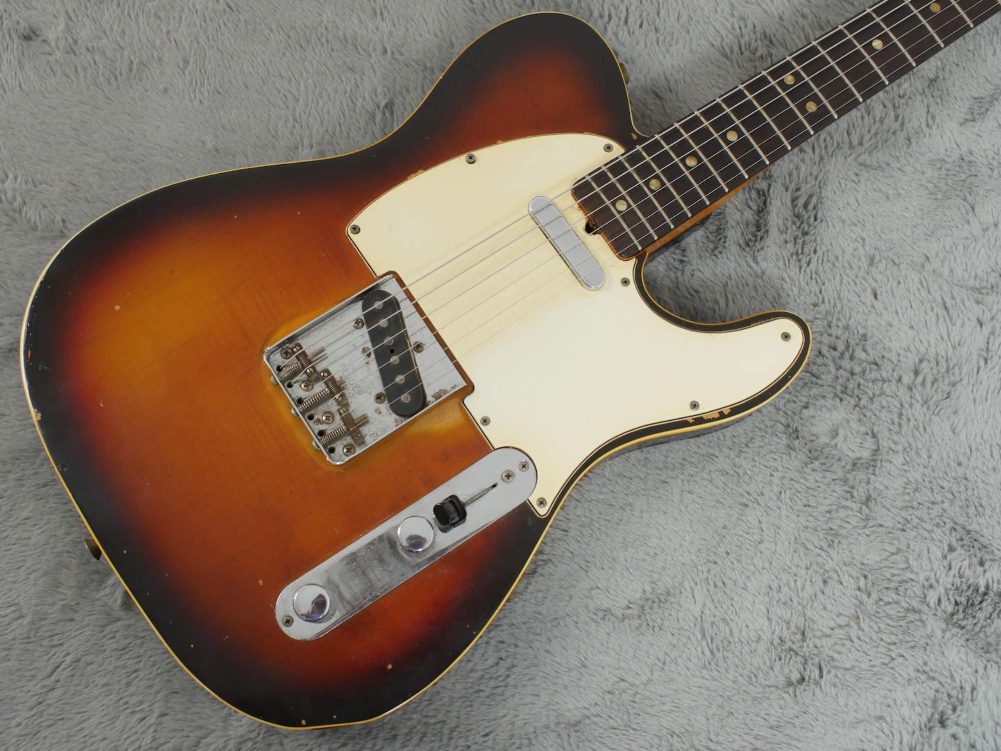 1968 Fender Custom Telecaster + OHSC