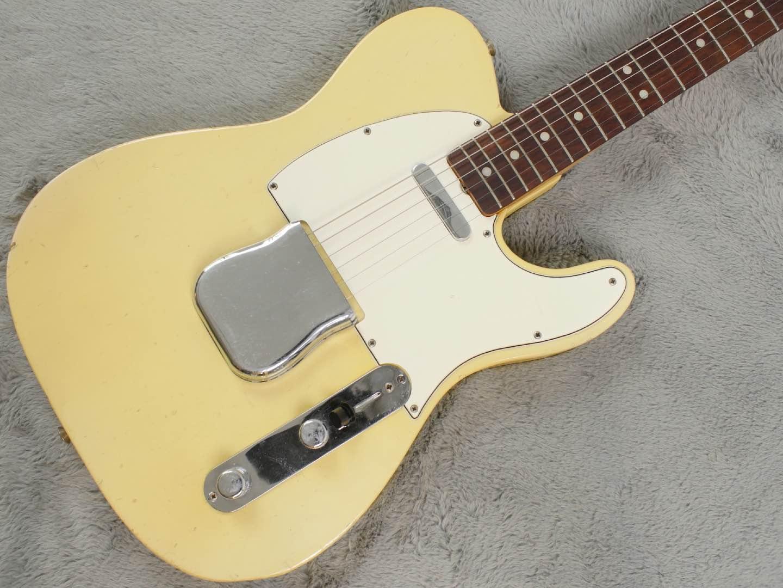 1968 Fender Telecaster Olympic White