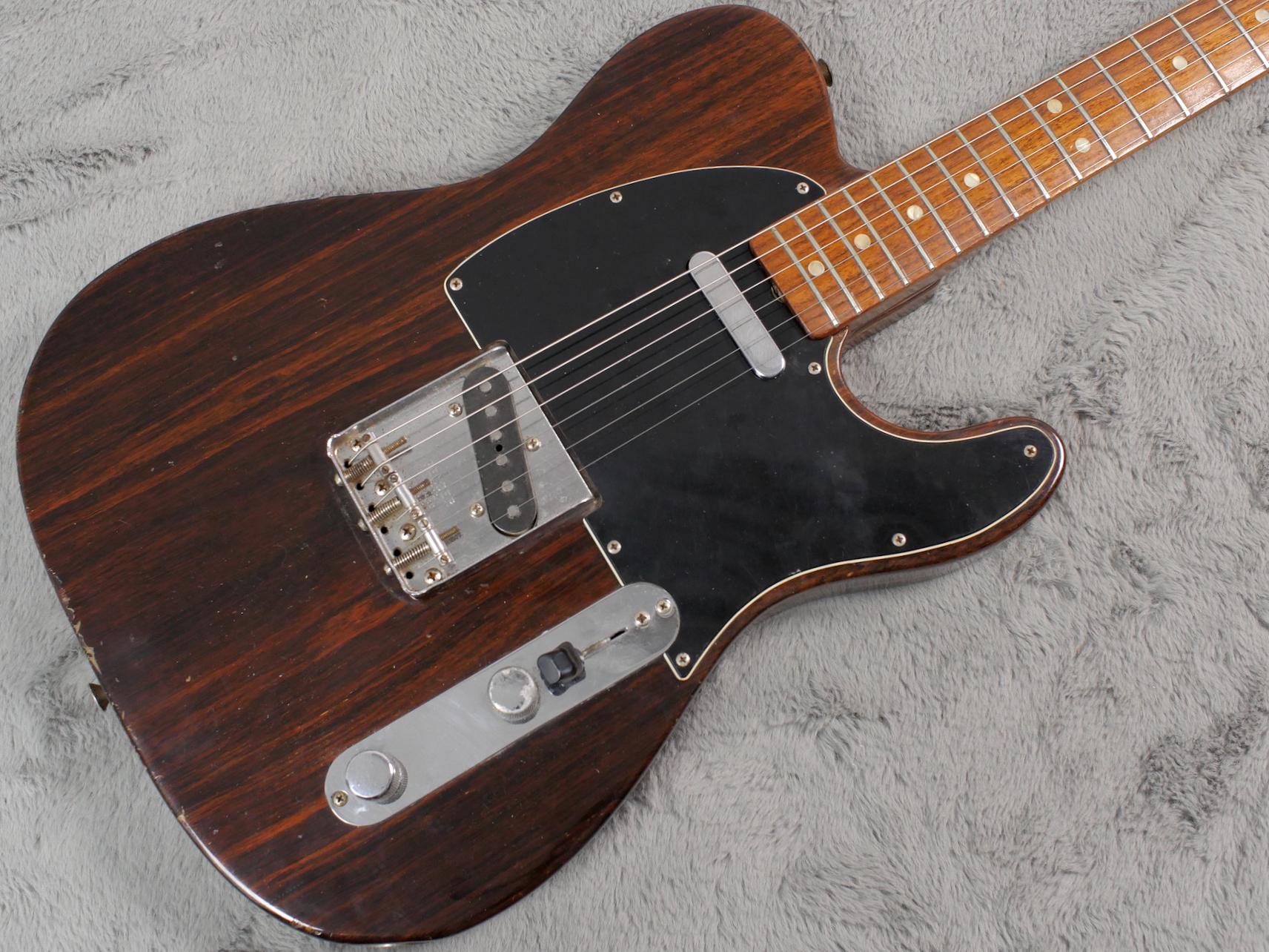 1969 Fender Rosewood Telecaster + OHSC