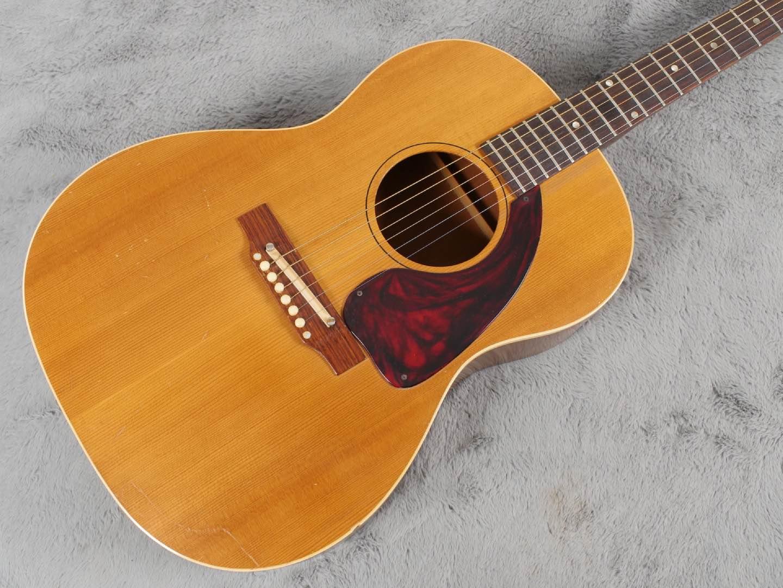1969 Gibson LG0 Rare Spruce Top + OSSC