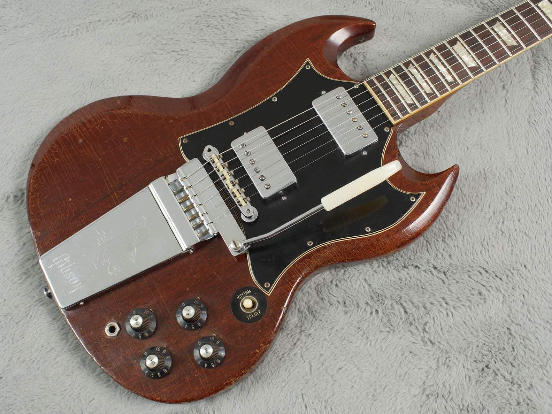 1969 Gibson SG Standard + OHSC
