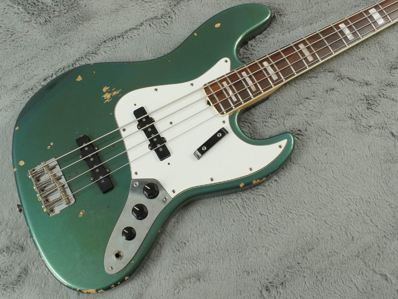 1970 Fender Jazz Bass Lake Placid Blue + OHSC