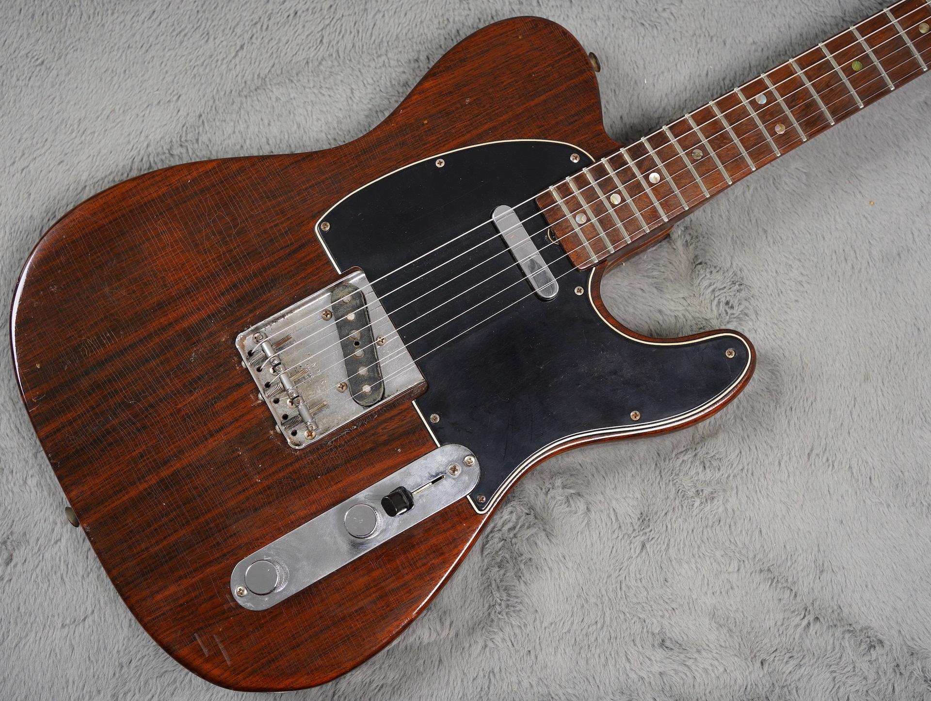 1970 Fender Rosewood Telecaster + OHSC