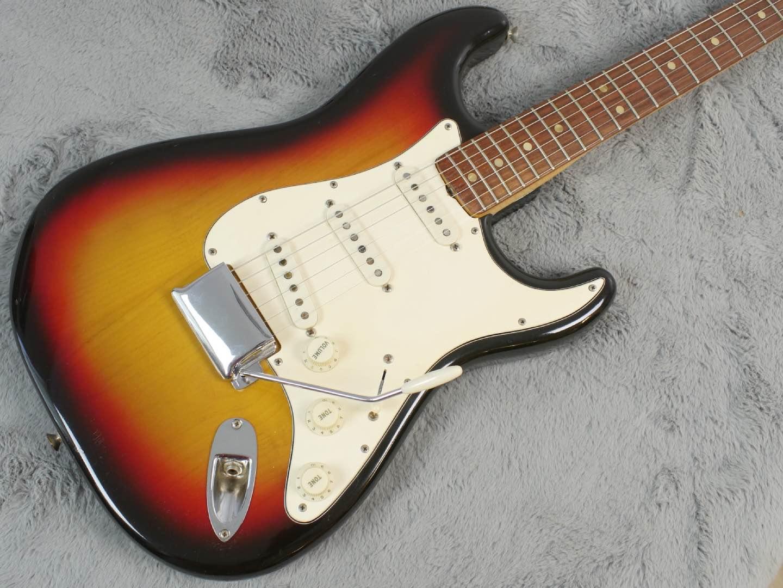 1970 Fender Stratocaster Sunburst + OHSC