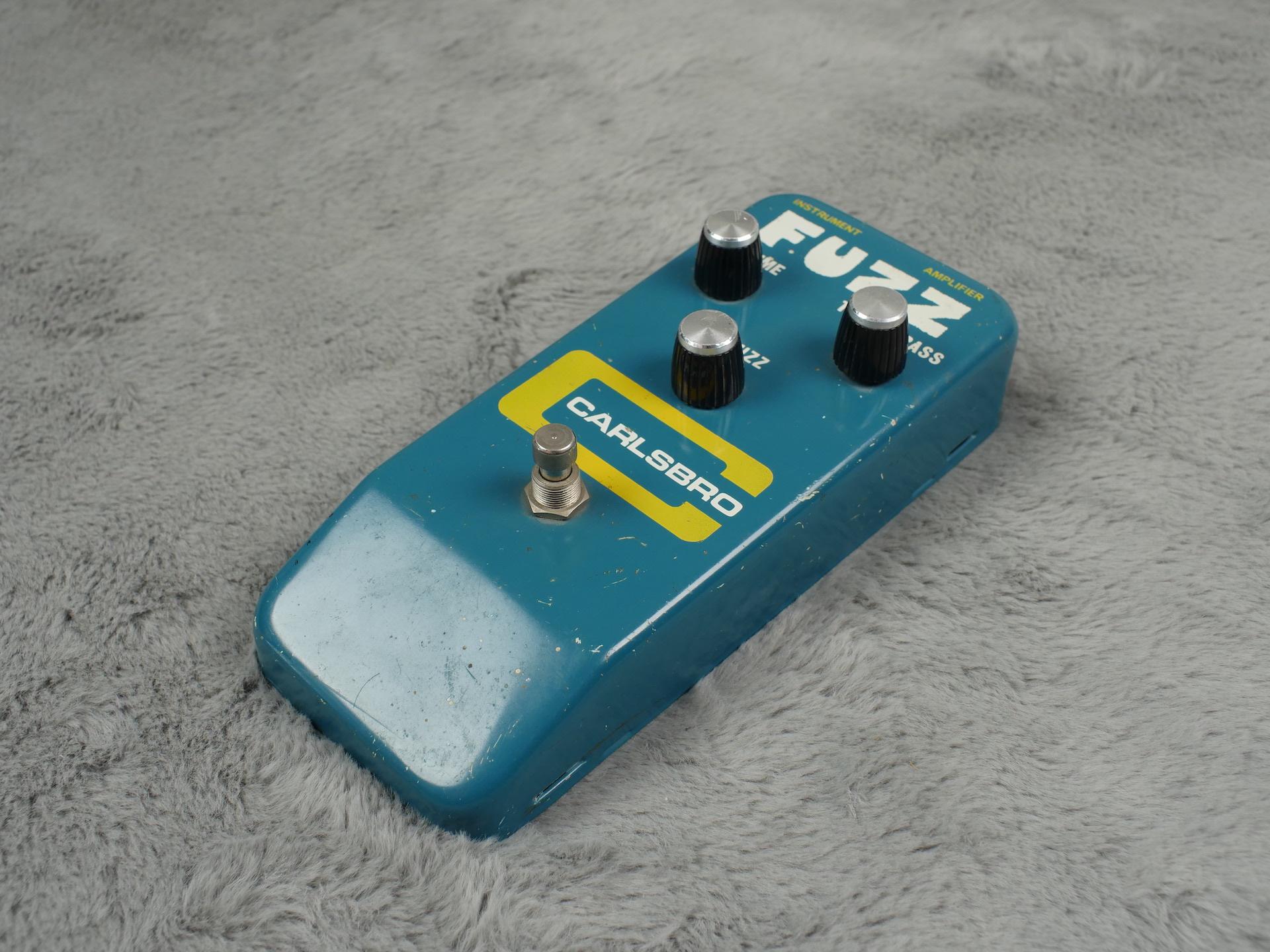 70's Carlsbro Fuzz - Tone Bender