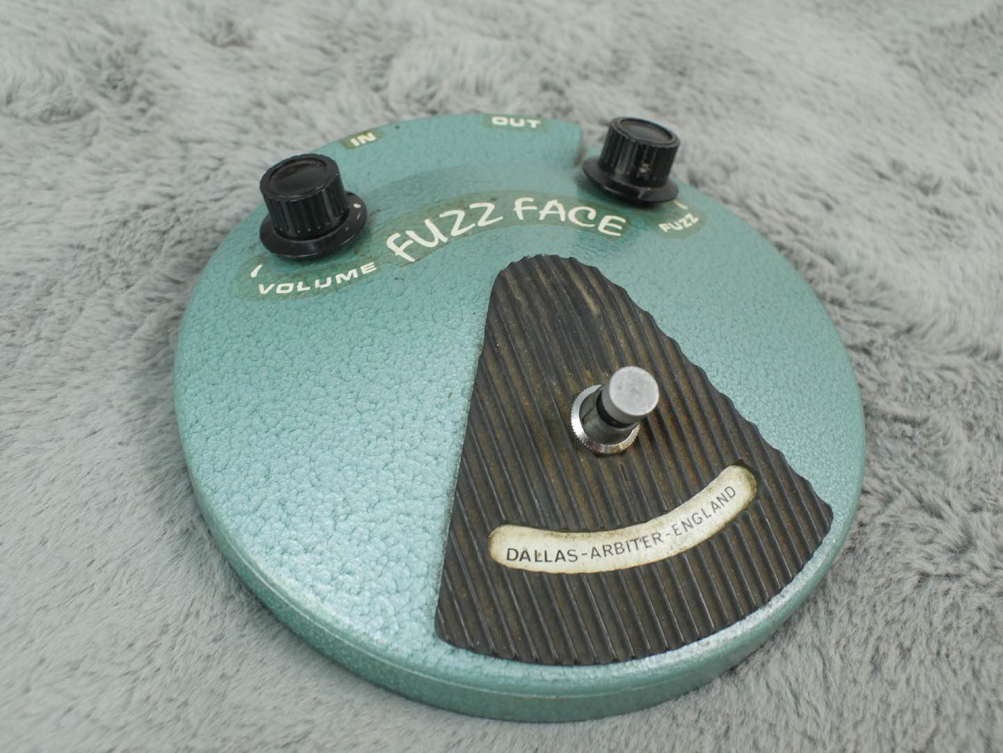 1971 Dallas Arbiter Fuzz Face