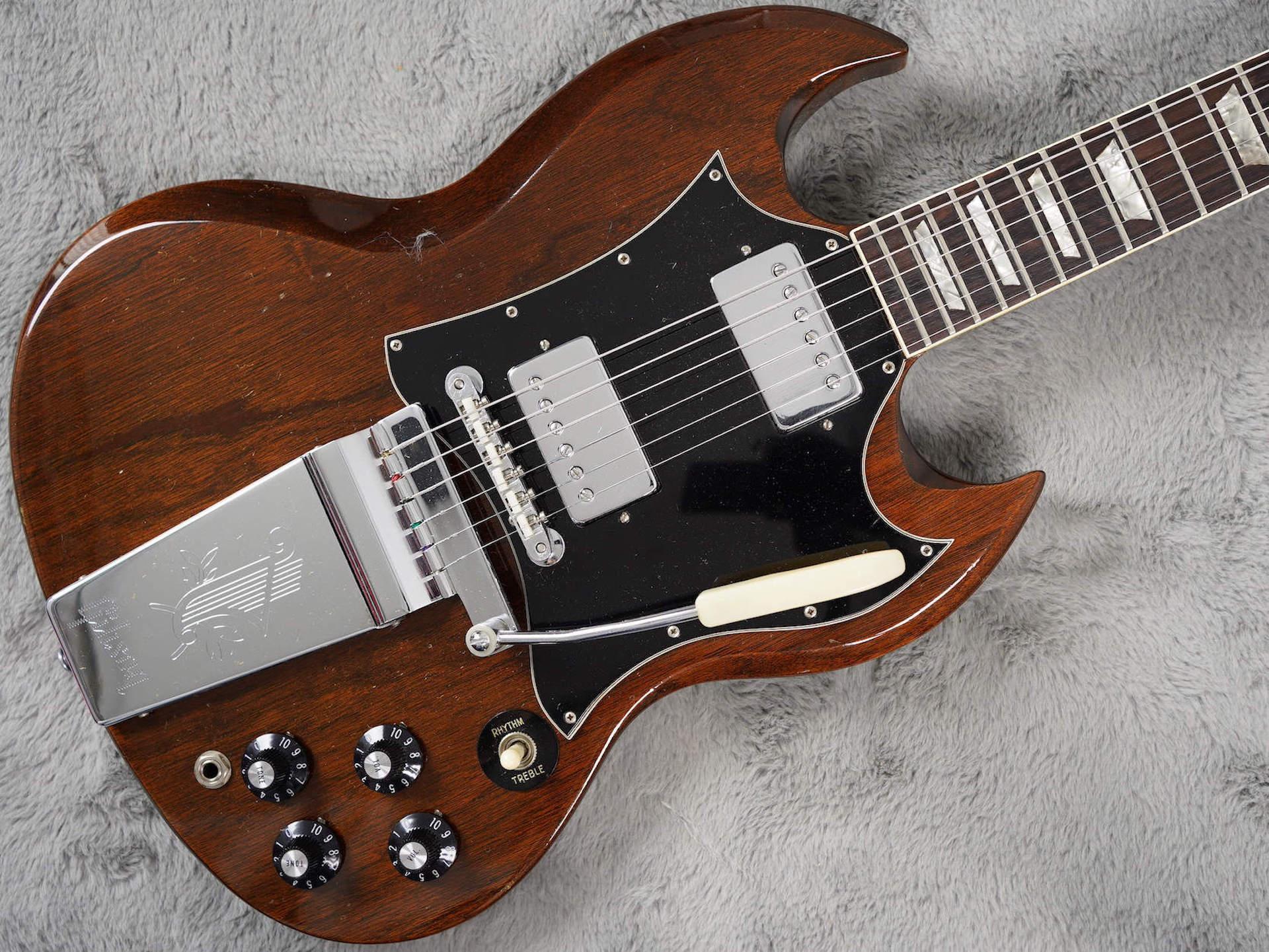 1971 Gibson SG Standard + OHSC