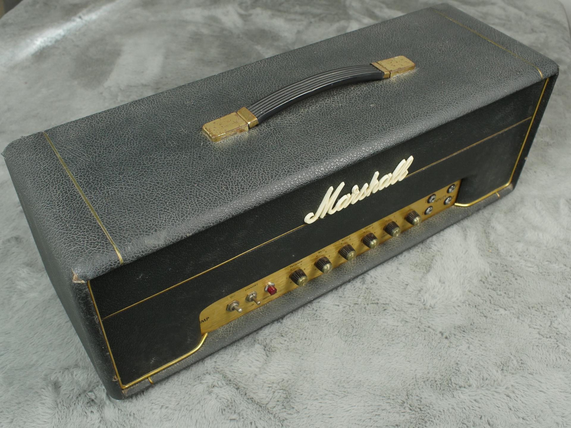 1971 Marshall JMP 50 watt Small Box