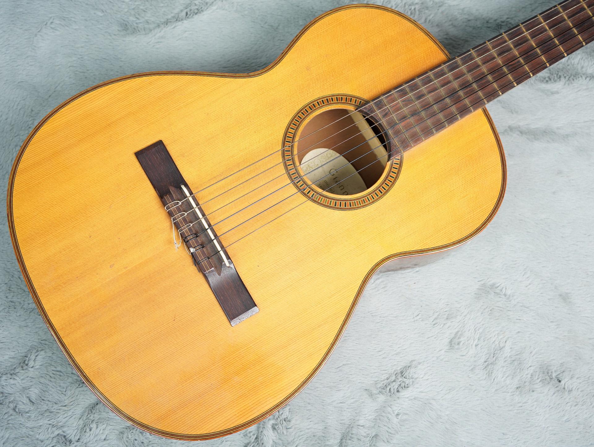 1972 Giannini GN-60 Classical Guitar