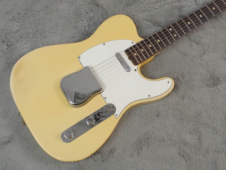 1973 Fender Telecaster Blonde + OHSC