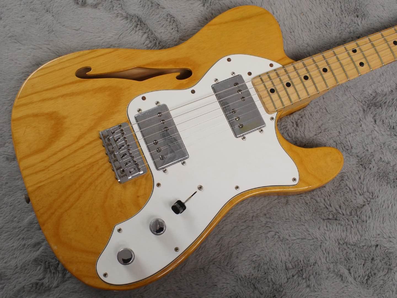 1974 Fender Telecaster Thinline + HSC