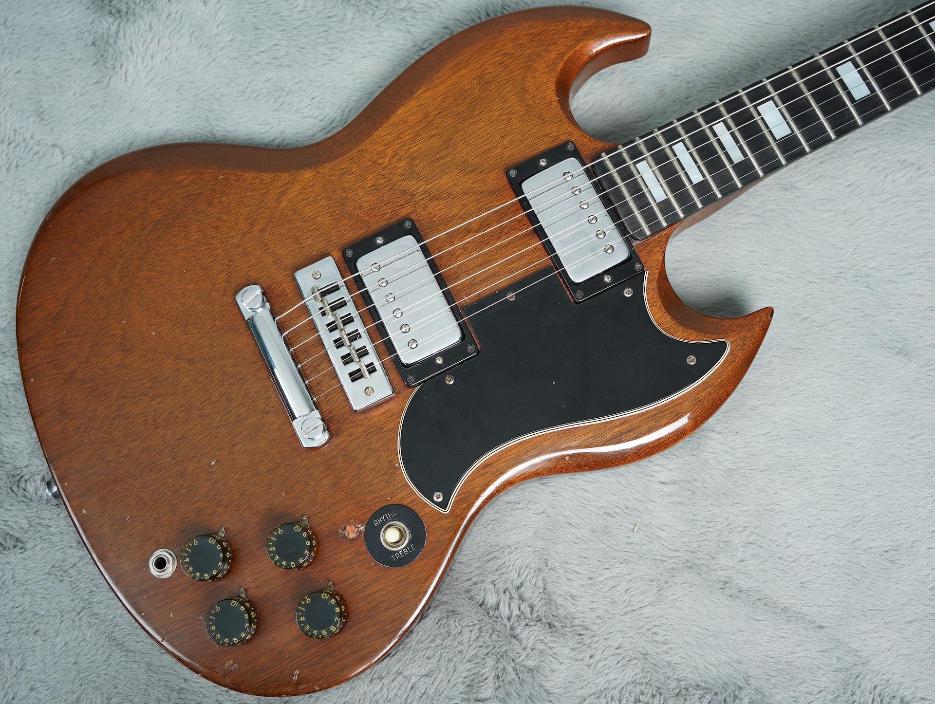 1974 Gibson SG Standard + OHSC