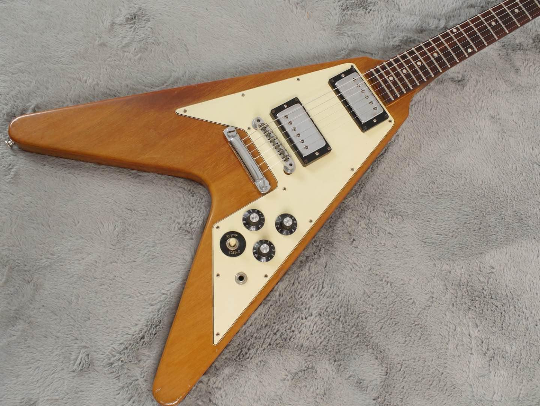 1975 Gibson Flying V + OHSC