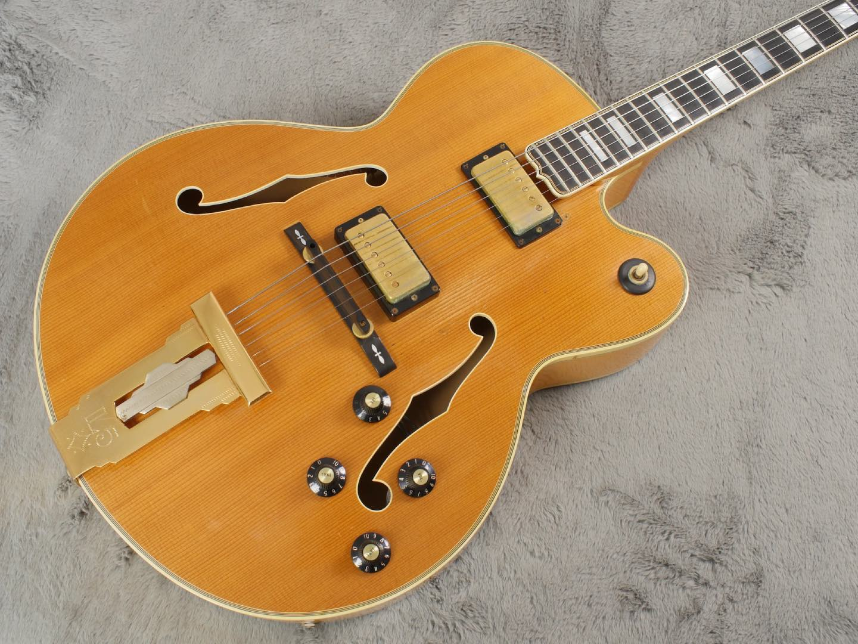 1977 Gibson L5 CESN + OHSC