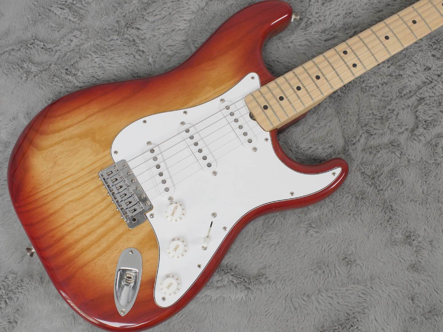 1982 New Old Stock Fender 'Dan Smith' Standard Stratocaster