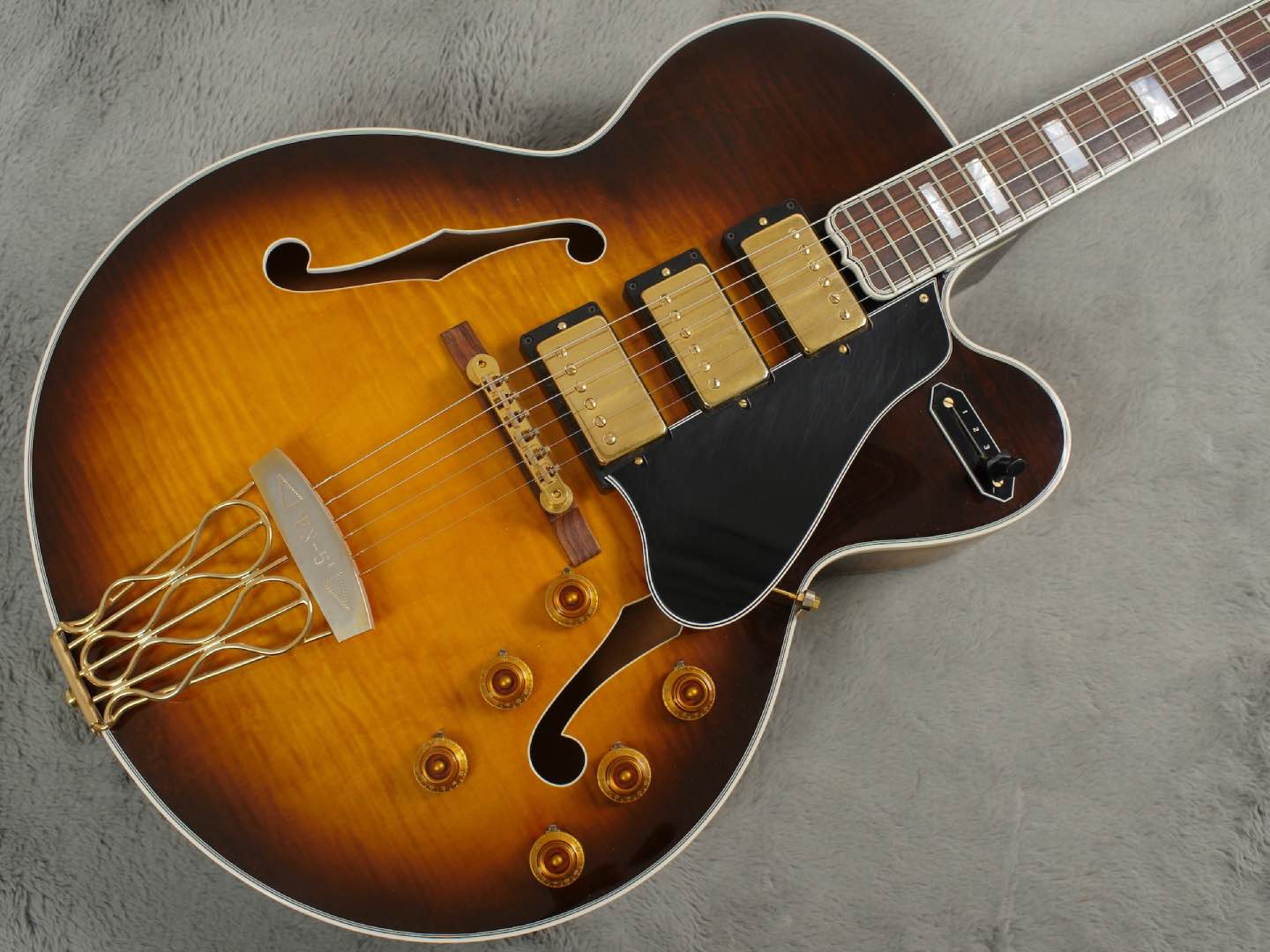 1995 Gibson Custom Shop Historic ES-5 Switchmaster + OHSC