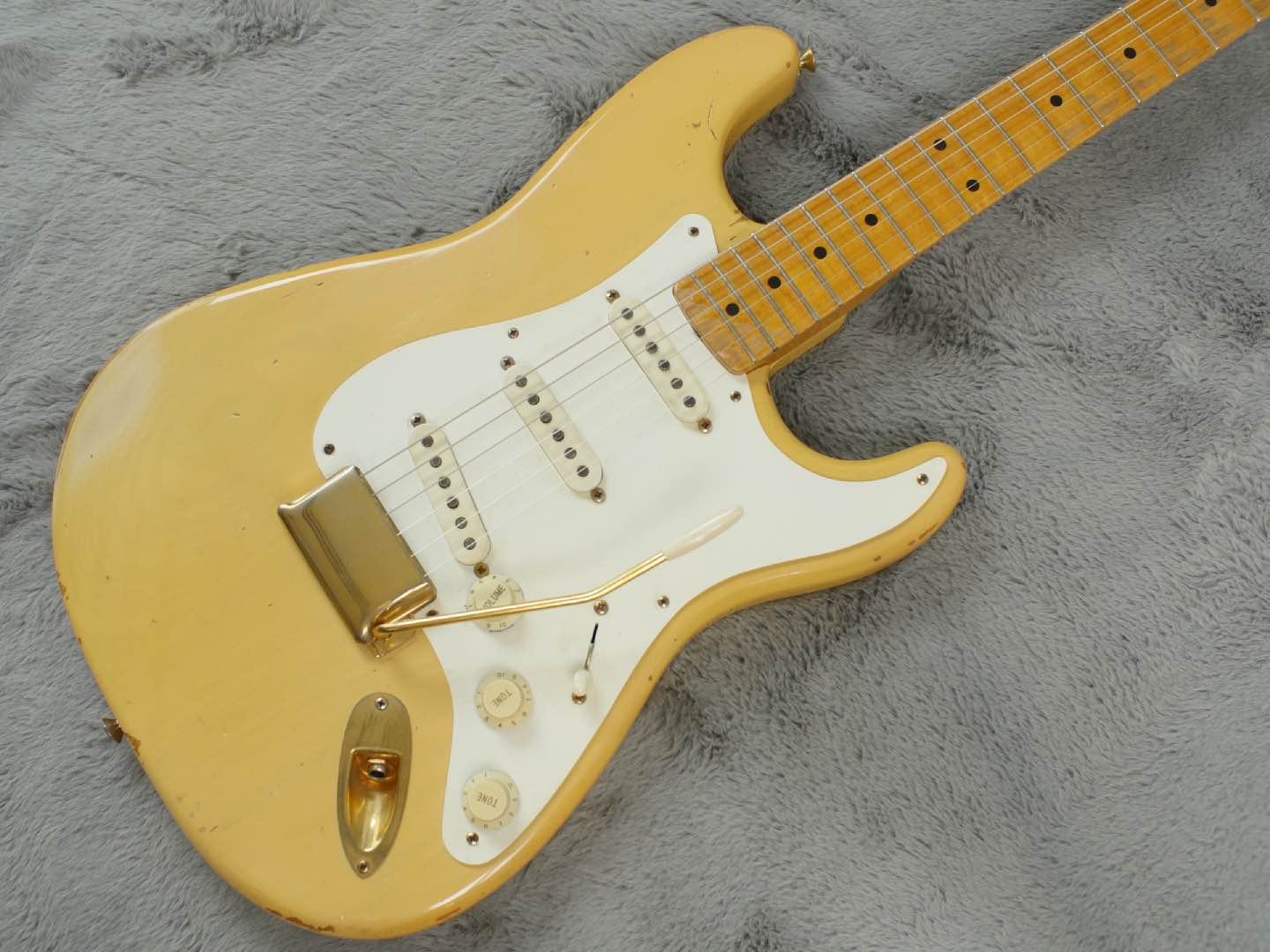 1996 Fender Stratocaster Custom Shop 'Mary Kaye' Vince Cunetto Relic + OHSC