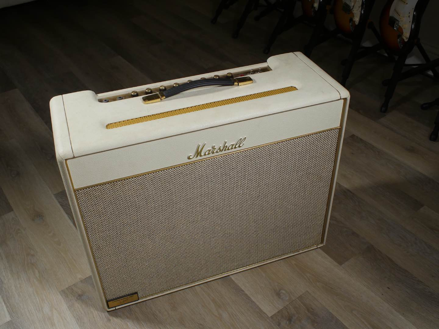 1997 Marshall Model 1961 'Bluesbreaker' 35th Anniversary Limited Edition ex Bryan Adams