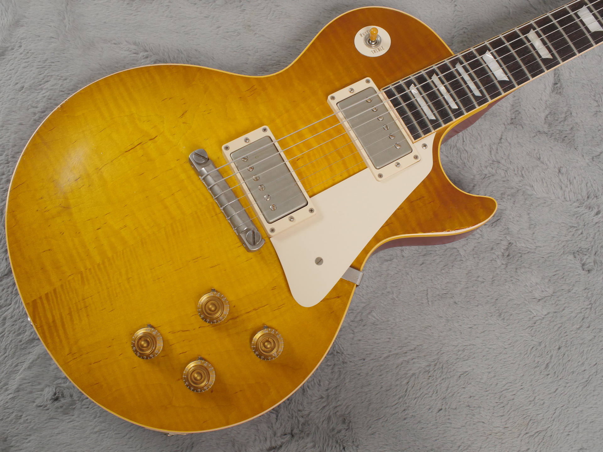 2011 Gibson Les Paul '55 Hot Mod with extensive PGV Makeover + OHSC!