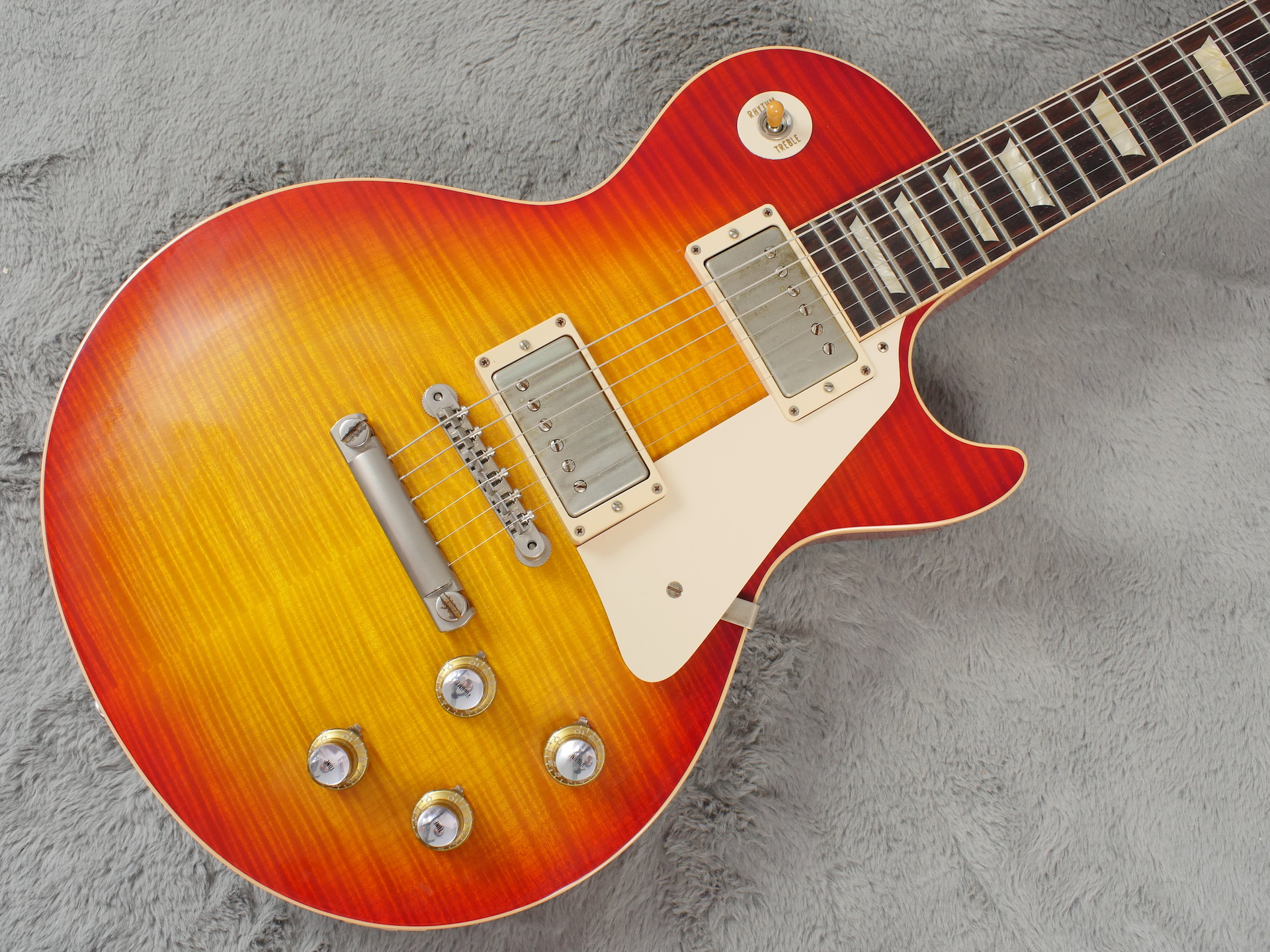2011 Gibson Custom Shop Les Paul 1960 Historic Reissue VOS (R0)
