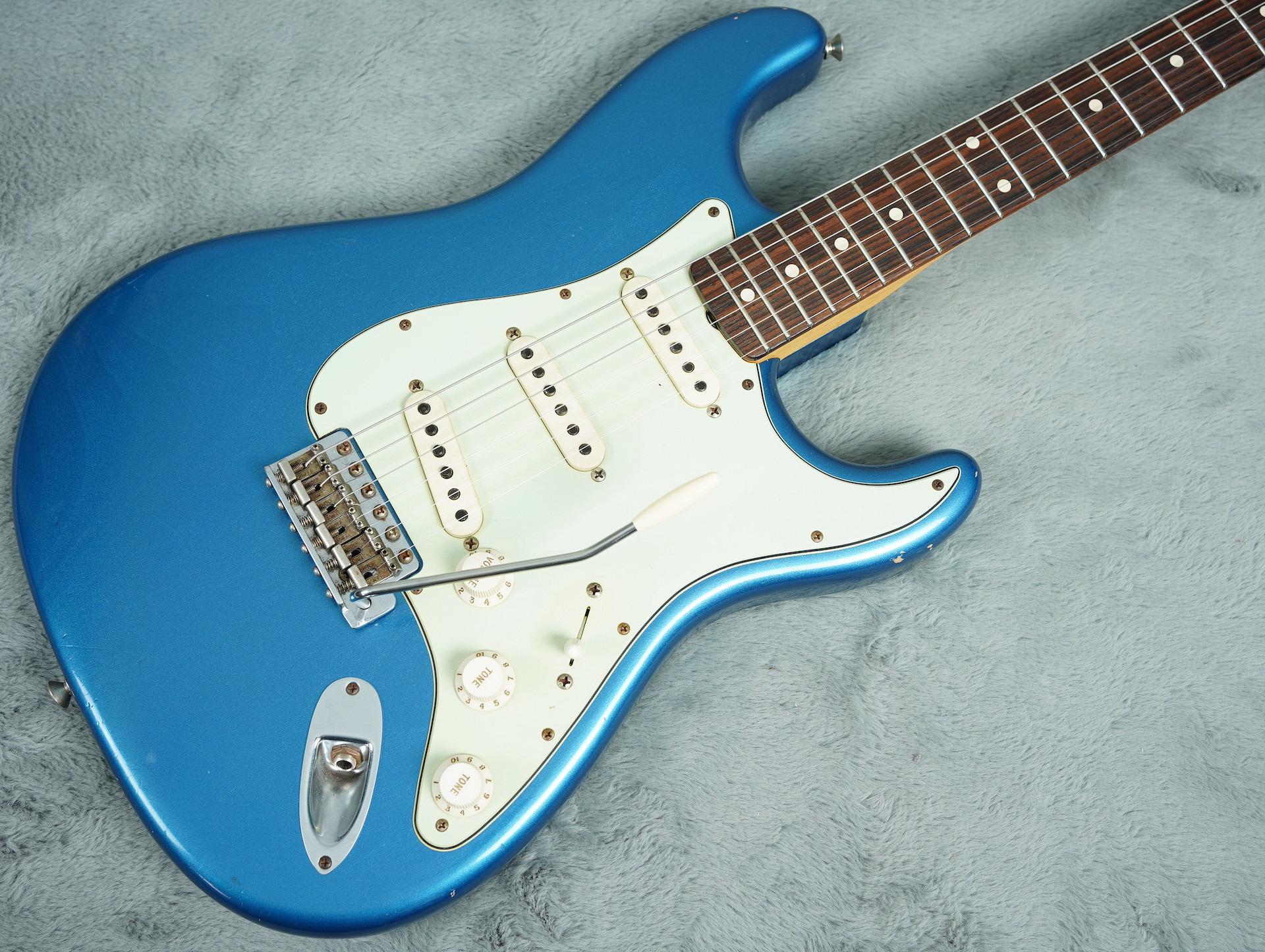 2012 Fender Custom Shop 60 Relic Stratocaster Abigail Ybarra Pickups + OHSC