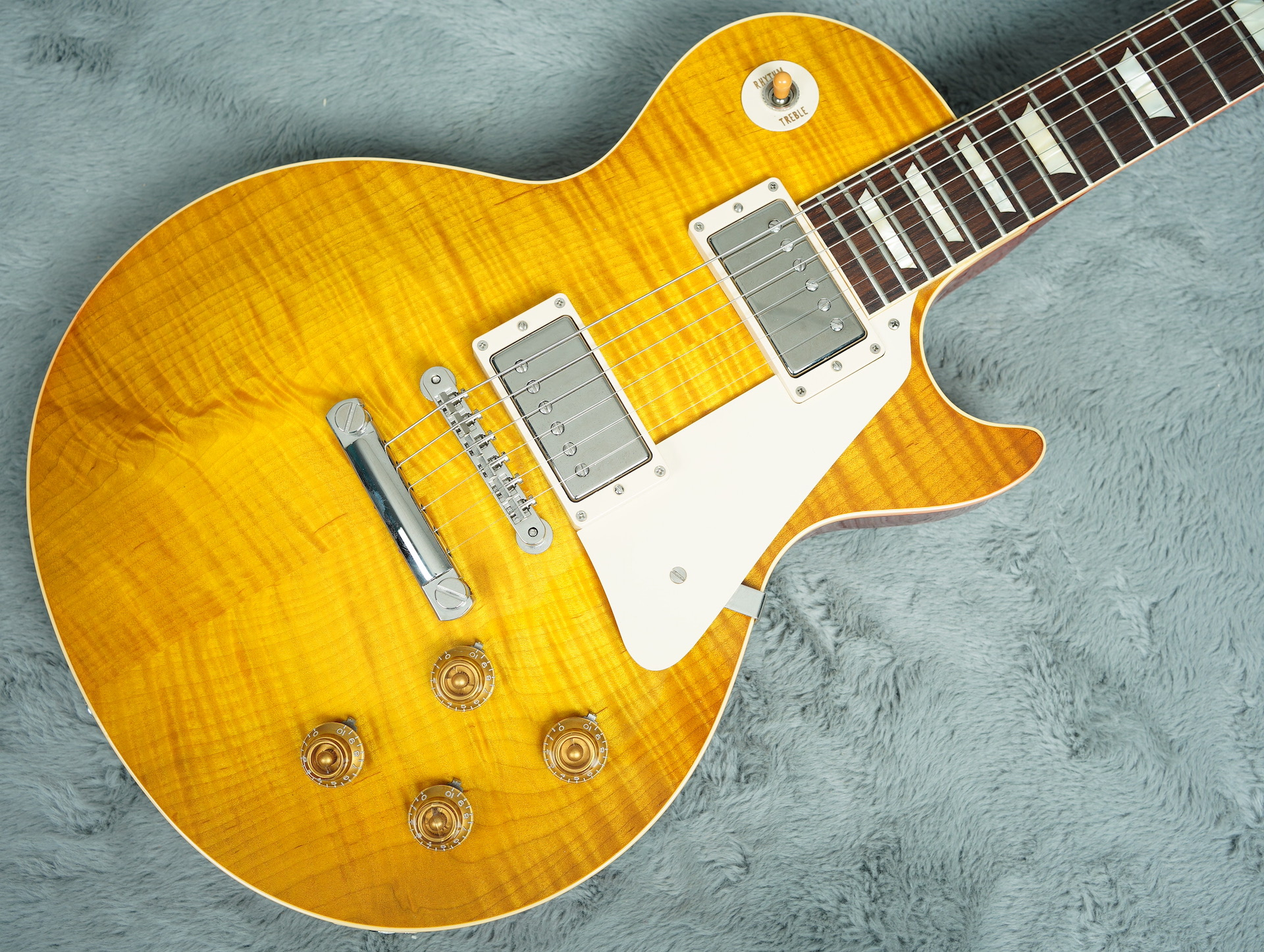 2014 Gibson Historic Collection 1959 Les Paul Standard + OHSC