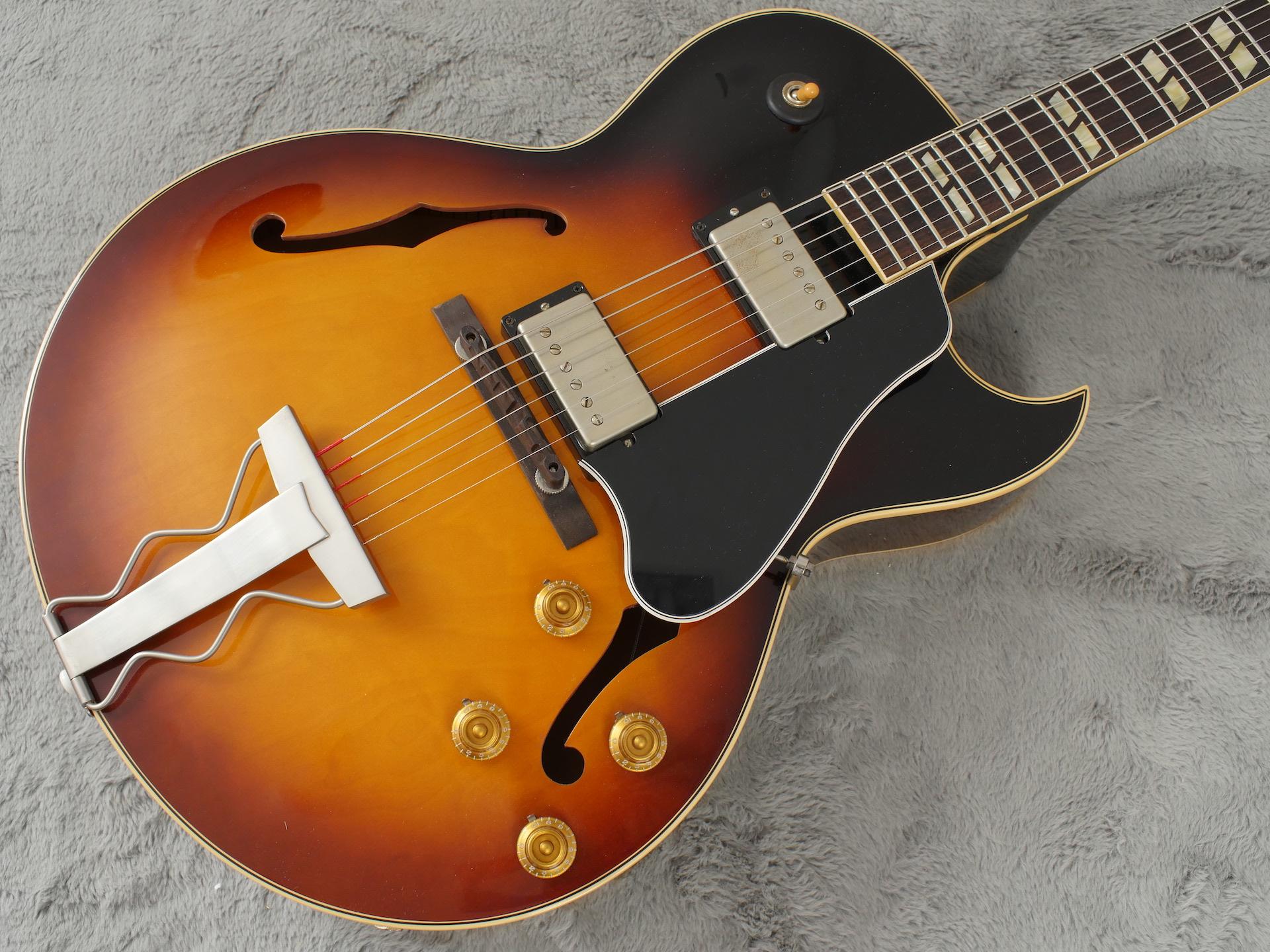 2015 Gibson Memphis '59 ES-175 VOS + OHSC
