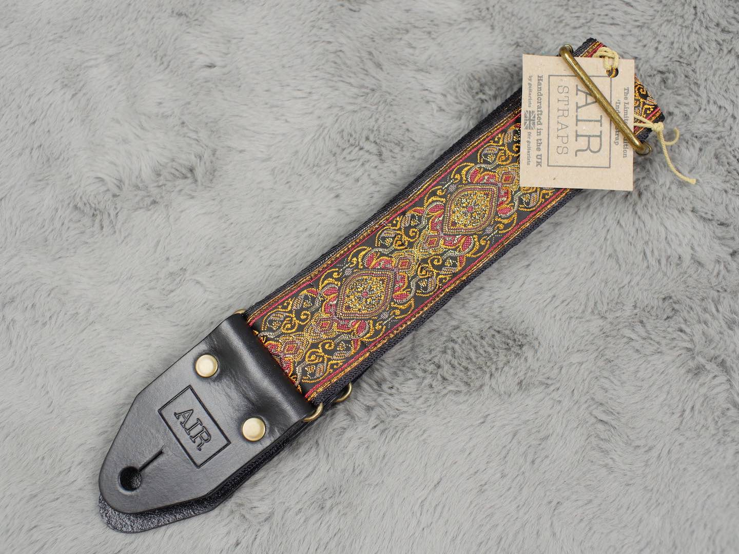 Air Straps Limited Edition 'Indus' Guitar Strap - Free Shipping!